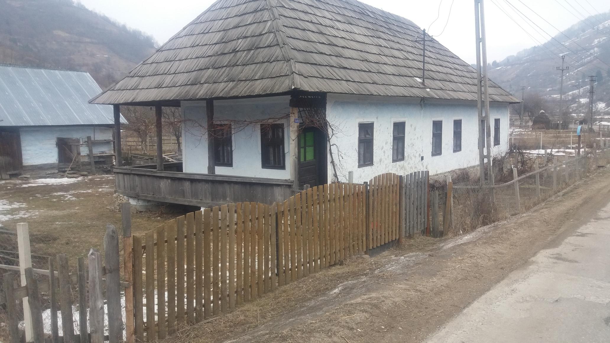 Case tradiționale vechi